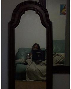 Andrea Indira | @home, sick