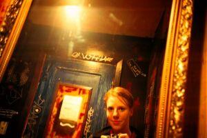 kathryn aaker | the attic | san francisco, ca