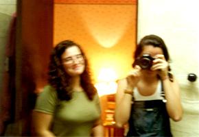 Mariana | a year ago, a typical bathroom picture | Rio de Janeiro, Brazil