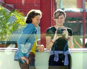 Mariana | dotcom doors | Rio de Janeiro, Brazil