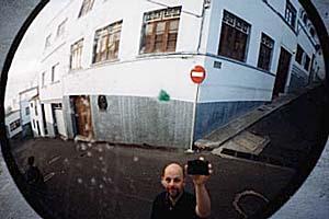 Holger Vogt   El Casco Viejo   Santa Cruz de la Palma, Canary Islands, Spain