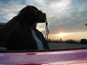 Susannah | South Jetty Sunset | Venice, Florida