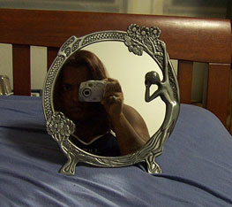 Andrea Indira | Looking Glasses | Jamaica, NY