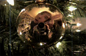 zeke | The pretty shiny ball... | christmas tree, oxford, oh