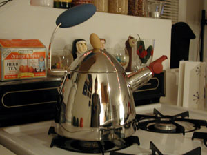 pj gallagher | new tea kettle. | my kitchen, atlanta, ga, usa