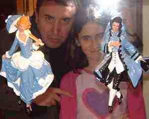 Mikel Agirregabiria Agirre | Luis XVI & Marie-Antoinette | Ermua (Basque Country, SPAIN)