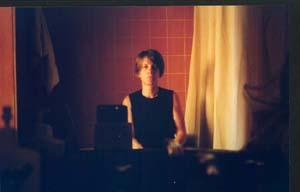 Diane Grust | zeynep's mirror | Zeynep's bathroom Istanbul, Turkey