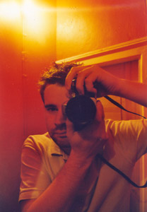 Michael Christoffersen | My Red Toilet | Copenhagen, Denmark