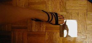 Lisa Chau | Sandals I Can't Walk In | NYC