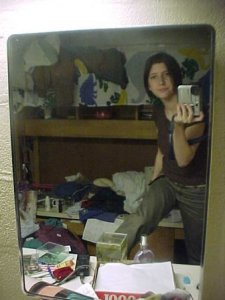 Jenny | messy dorm room | knoxville, tn.