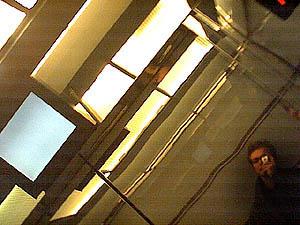 tobias | elevator ride | Toronto
