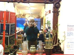 Clarissa Vincent | I'm turning veggy, again ... | St Nicholas Market, Bristol, UK