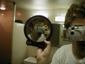 Neil | mirror-o-rama | my bathroom
