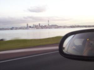 Moira Clunie | Auckland Skyline | Auckland, New Zealand