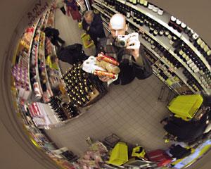 Henning Harms | supermarket in Copenhagen | Copenhagen/Denmark