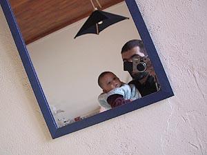 Ricardo Gonzo | with my son | Corsica