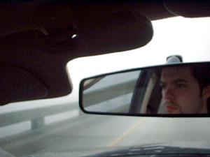 Jeremiah McVay | Foggy Drive | Atchafalaya Basin