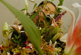 Lisa Chau | First Bouquet | NYC