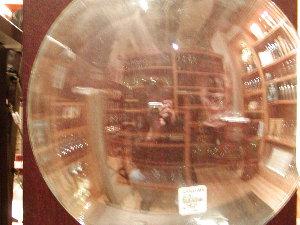 dan chusid | Looking through a glass onion | Downtown San Diego, California