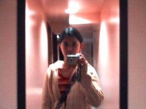 Janice | hallway >> basement
