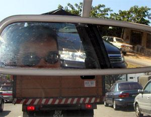 ubi kentang | me + my fellow malaysian drivers | Kuala Lumpur
