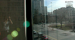 meg buzzi | dispatched: the corporate gaze | columbus, ohio