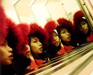 Maia | Ma Vie en Rouge | Manhattan, NYC