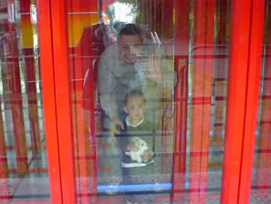 Lee Marshall   Rupert, Daddy & the Glass Maze   London (South East), England