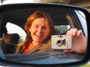 Jennifer Herron | Riding in Cars With Myself | Pasadena, California, U.S.A.