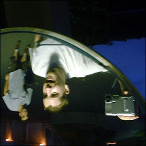 ryan | parking lot safety | Plainville, CT