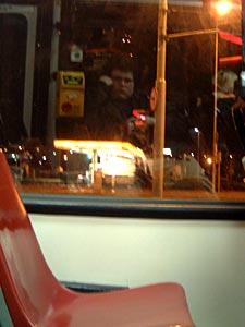 Jedrek | Taking the tram home... | Warsaw, Poland