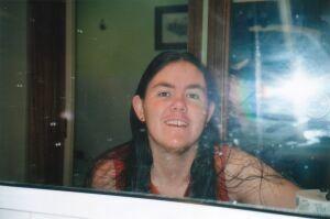 Brianna | novice bathroom shot | Australia