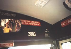 Magnus Bodin | no profanity | on a bus to Durham?