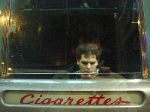 Sasha Obad | Cigarette Machine Self Portrait | New Westminster BC Canada
