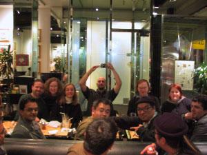Jay Allen | Bloggers love the Pizza | San Francisco, California
