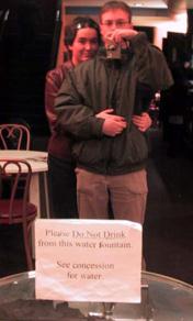 Erik | No Water at the Bloor Cinema | Toronto