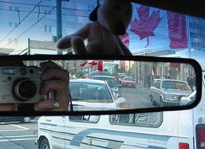 Alistair Calder | Canada flies the flag | Vancover, BC, Canada