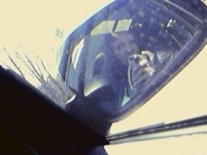 Claudia George | In the Car | Gainesville, GA