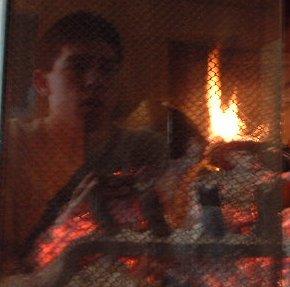 Robert | glowing embers | big bear, california