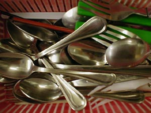 Andrea | utensils | Raffles Place, Singapore