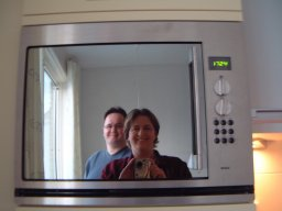 Danielle Jansen | Me and the microwave | Apeldoorn, The Netherlands