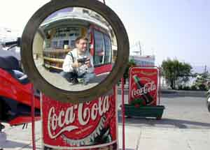 J. Luca Seemann | Coke saves lives! | Aegina, Greece