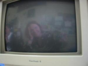 Jenn Herron | Computer Reflection | Pasadena, CA