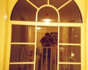 Shermen Mukhtar | Window reflection | Melbourne - Australia