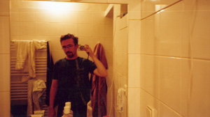Eoin Mc Donnell | Emma's bathroom mirror | Friend's flat in Prague