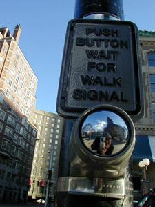 William Lee | Corner of Arlington and Boylston | Boston MA
