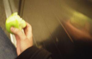 Sandre | Apple in my hand | Paris
