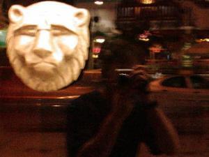 dan chusid   White Bear Hotel   Bariloche, Argentina