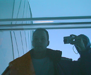 Brian Sienko | in the blue | Milwaukee's Lakefront (art center)