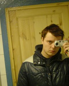 stian simensen | in the bathroom... | h�nefoss, norway.